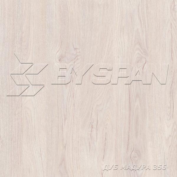 BYSPAN faforgácslap - BY356 Világos Madura