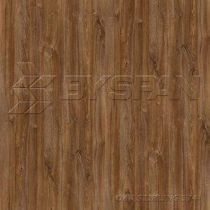 BYSPAN faforgácslap - BY374 Stirling tölgy